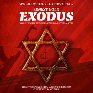 Exodus - Ernest Gold