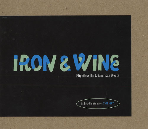 Flightless Bird, American Mouth - Iron And Wine