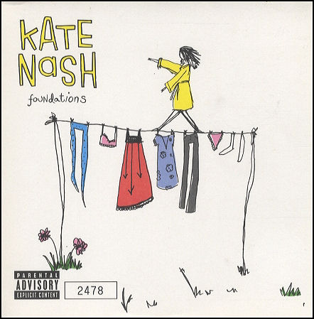 Foundations - Kate Nash