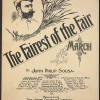 Four Hands The Fairest Of The Fair - John Philip Sousa