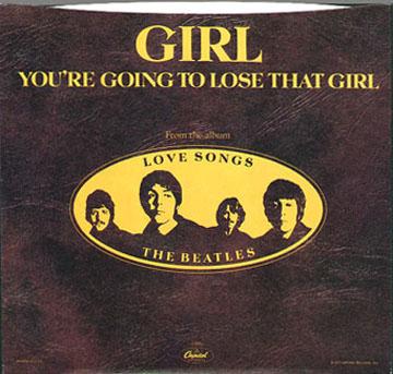 Girl - Beatles