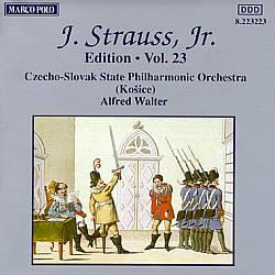 Glucklich Ist Wer Vergi - Johann Strauss