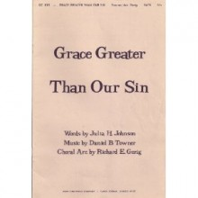 Grace Greater Than Our Sin - Micah J. Gaudet