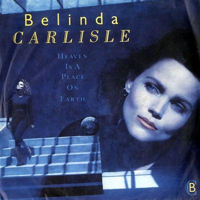Heaven Is Place On Earth - Belinda Carlisle