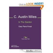 In The Garden - C Austin Miles