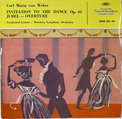 Invitation To The Dance - Carl Maria Von Weber