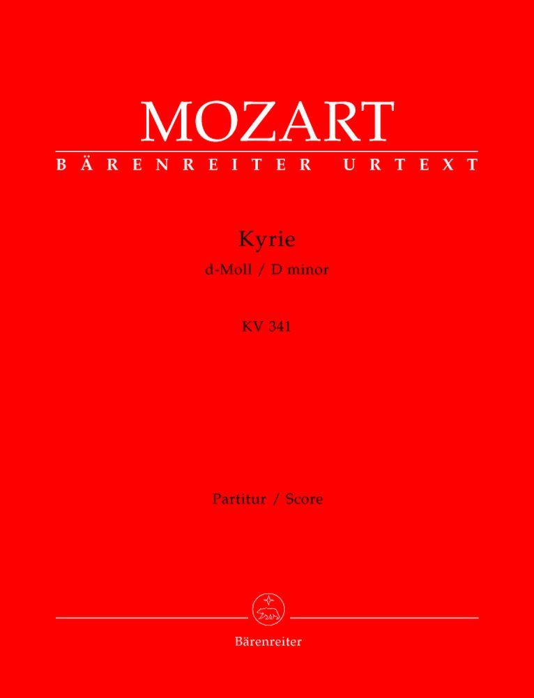 Kyrie In F - W. A. Mozart