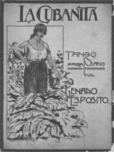 La Cubanita - Genaro Esposito