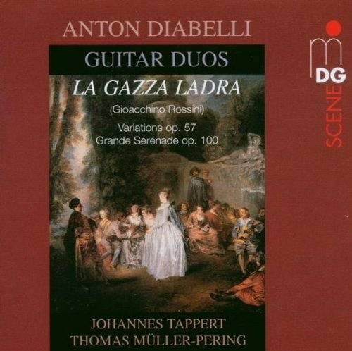 La Gitana - Anton Diabelli