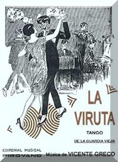 La Viruta - Vicente Greco