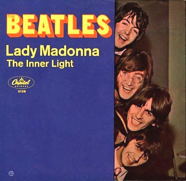 Lady Madonna - Beatles