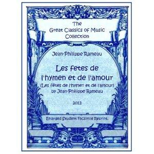 Les Fetes De Ramire - Jean Philippe Rameau