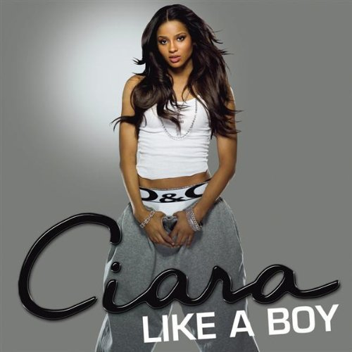 Like A Boy - Ciara