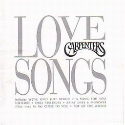 Love Songs SongBook - The Carpenters