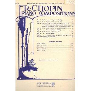 Military Polonaise Opus 40 No. 1 - Fr. Chopin