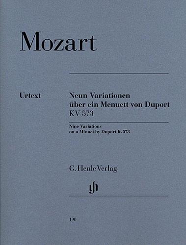 Minuet In F - W. A. Mozart