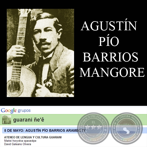 Minuetto In A - Agustin P. Barrios