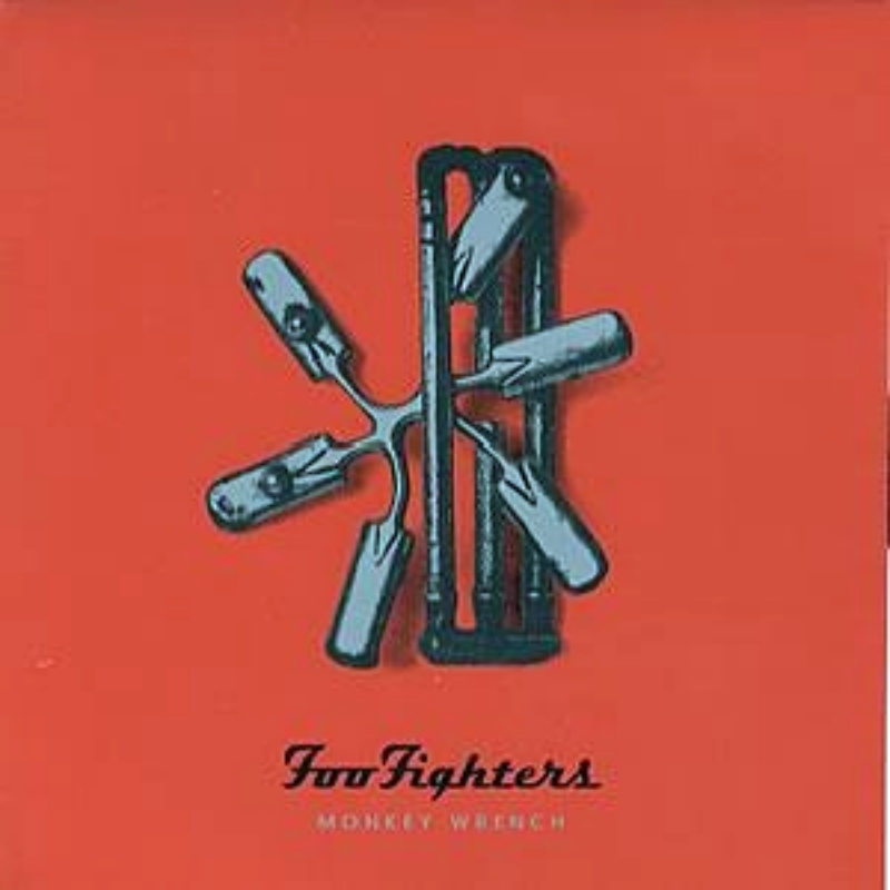 Monkey Wrench - Foo Fighters