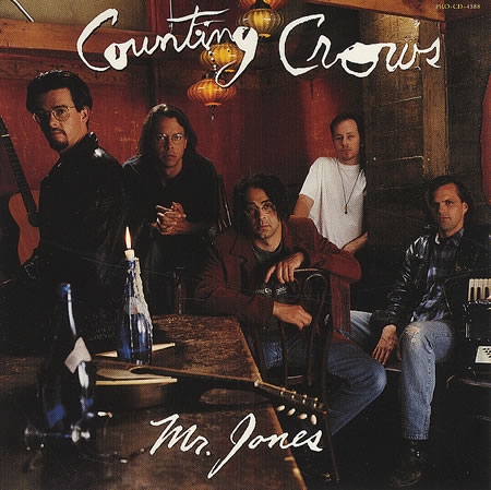 Mr Jones - Counting Crows