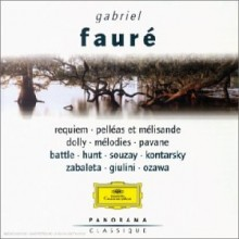 Nocturne No. 6 In D Flat Op. 63 - G. Faure