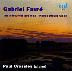Nocturne No. 8 In D Flat Op. 84 No. 8 - G. Faure