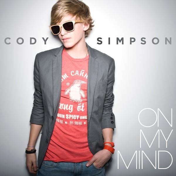 On My Mind - Cody Simpson