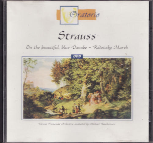 On The Beautiful Blue Danube - Jan Strauss