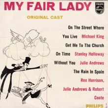 On the Street Where You Live - My Fair Lady