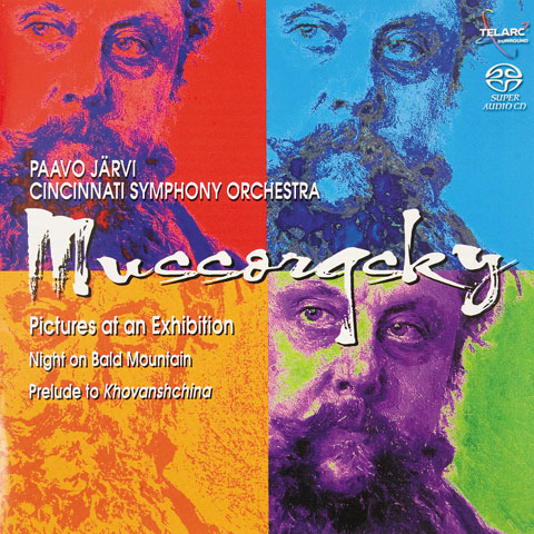 Pictures At An Exhibition - Mussorgsky