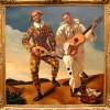 Pierrot Et Colombine - David Del Castillo