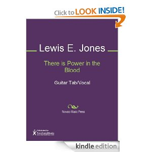 Power In The Blood - Lewis E. Jones