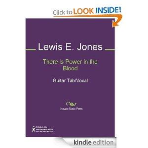 Power In The Blood - Lewis E. Jones