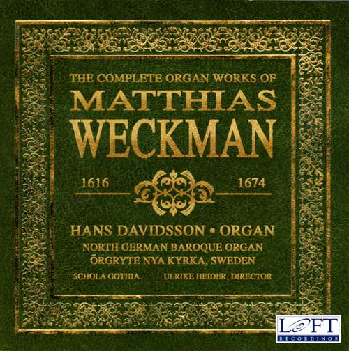 Praeambulum Primi Toni A 5 - Matthias Weckmann