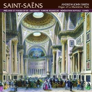 Prelude Et Fugue In Eb Major - Camille Saint Saens