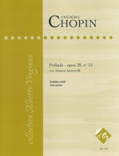 Prelude In A Opus 28 No. 7 - Fr. Chopin