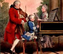 Qui Presso A Te - W. A. Mozart