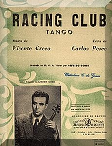 Racing Club - Vicente Greco