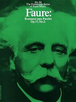 Romance Sans Paroles - G. Faure