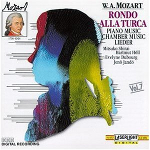 Rondo Alla Turca - W. A. Mozart