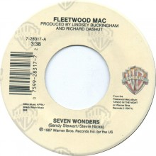 Seven Wonders - Fleetwood Mac