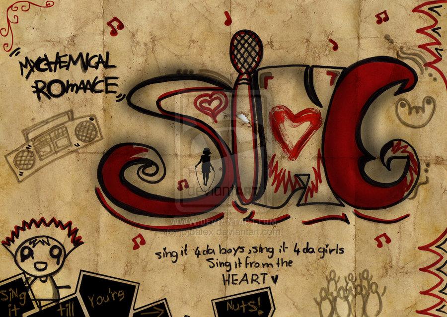 Sing - My Chemical Romance