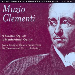 Sonatina Opus 36 No. 1 - Muzio Clementi