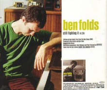 Still Fighting It - Ben Folds