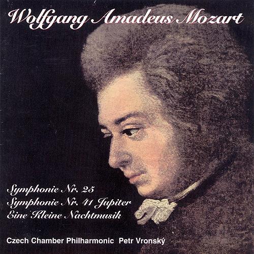 Symphony - W. A. Mozart