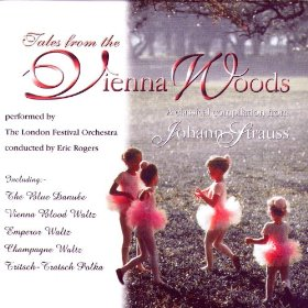 Tales From The Vienna Woods - Johann Strauss