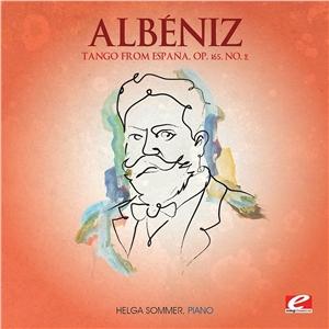 Tango Op. 165 No. 2 - Albeniz