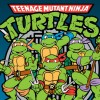 Teenage Mutant Ninja Turtles - Ben Landis