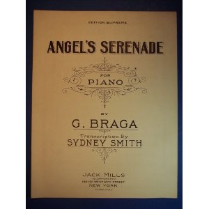 The Angel's Serenade - G. Braga