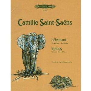 The Elephant - Camille Saint Saens