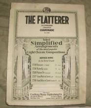 The Flatterer - C.Chaminade